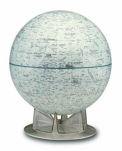 Moon Globe - Quiz Warehouse Test