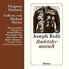 Radetzkymarsch Hörbuch von Joseph Roth Gesprochen von: Michael Heltau