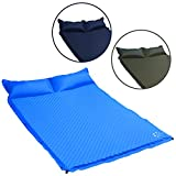 Car Camping Sleeping Pads Review and Comparison