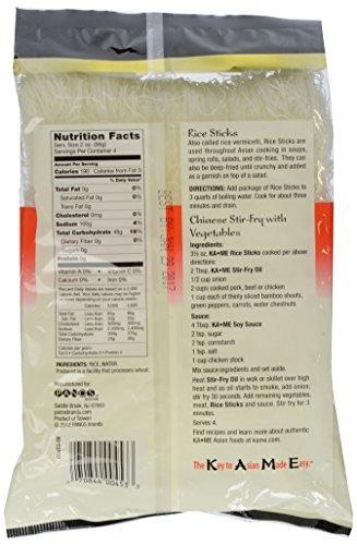 Ka'me Rice Stick Noodles, 8 oz by Ka-Me (Image #3)