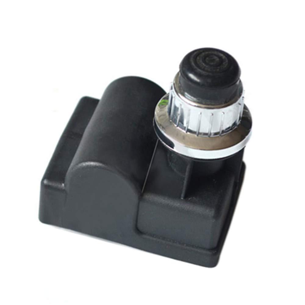 onlyfire BBQ Tres puertos batería eléctrica Impresión botón encendido piezoeléctrico, Repuesto para barbacoa parrilla de gas Cigarrillos 3 ...