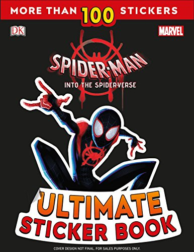 Ultimate Sticker Book: Marvel Spider-Man: Into the Spider-Verse (Ultimate Sticker Books)