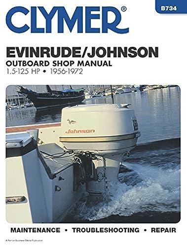 evinrude johnson outboard shop manual 1 5 to 125 hp 1956 1972 randy rh amazon com Welding School Workshop Welding School Workshop