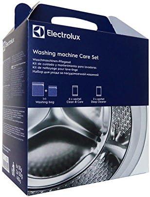 Electrolux - Kit de cuidado y mantenimiento para lavadoras, ideal ...