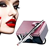 DEESEE(TM)Airbrush Makeup System Quick Makeup Sprayer Easy For Makeup Person