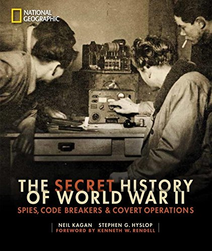The Secret History of World War II: Spies, Code Breakers, and Covert - Virginia Store Spy