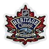 2016 NHL Heritage Classic Official Game Jersey Patch Winnipeg Jets Edmonton Oilers