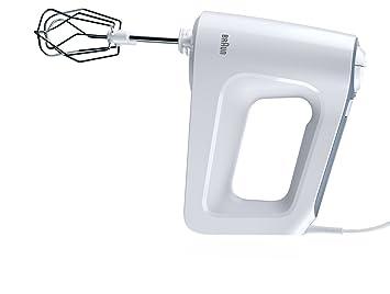 Braun MultiMix 3 Batidora, 500 W, plástico, color blanco: Amazon.es: Hogar