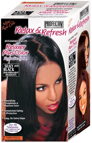 Profectiv Relaxer Clear - Black Kit (Pack of 6) by Profectiv