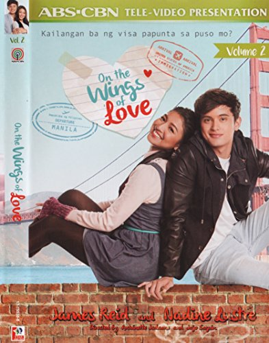 On the Wings of Love Vol 2 Filipino Dvd
