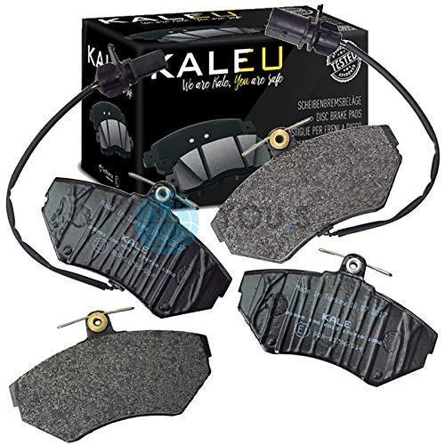 Kale 8e0698151 Front Axle Set of Brake Pads Brake Pads: