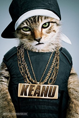 Keanu Movie Poster Limited Print Photo Keegan-Michael Key Jordan Peele Size 8x10 #1