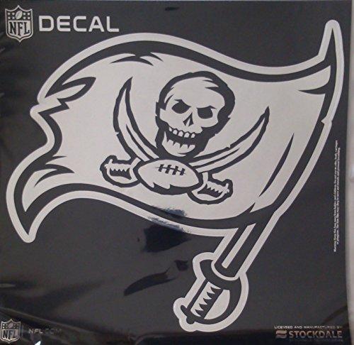 buccaneers window decal - 5