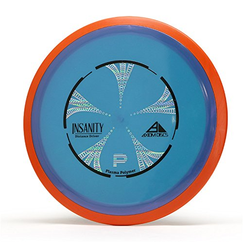 Axiom Disc Sports Plasma Insanity Disc Golf Fairway Driver (170-175g / Colors May Vary)