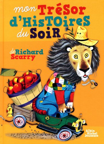Mon tresor d'histoires du soir - French language version of Best Storybook Ever ! (French Edition)