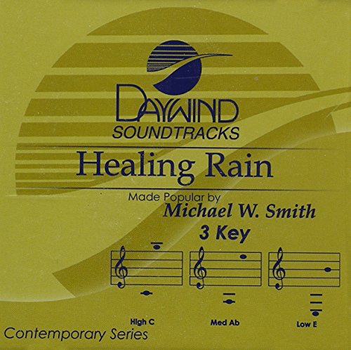 Rain Accompaniment Cd - Healing Rain [Accompaniment/Performance Track]