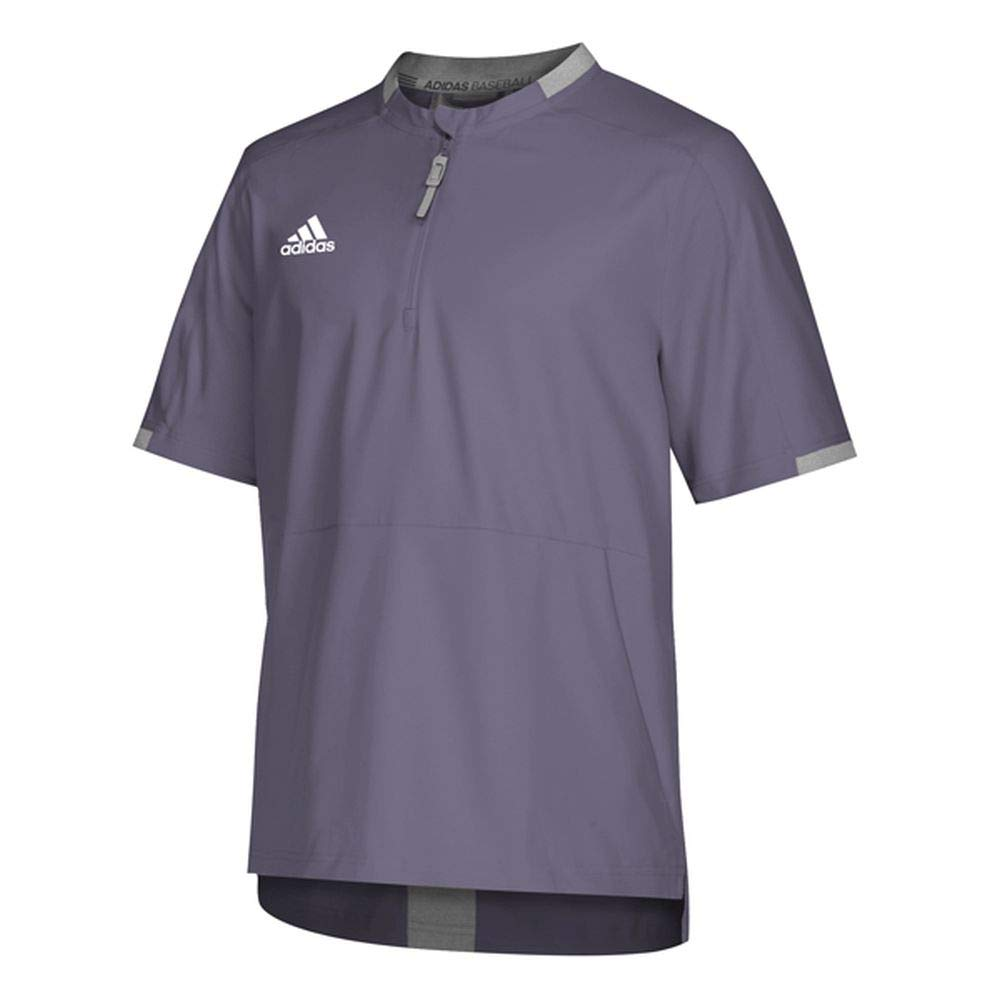 adidas Fielders Choice 2.0 Cage Jacket - Men's Baseball XXXL Onix/Core Heather by adidas