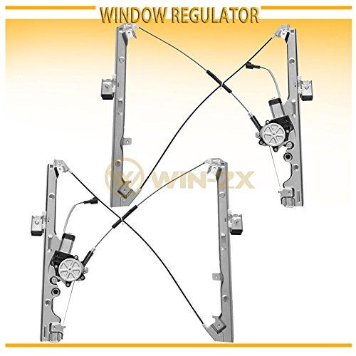 Compare price to chevy window motor for 2001 yukon window regulator