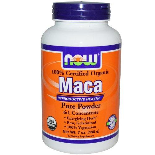 Maca Organic Pure Powder - 7 oz.