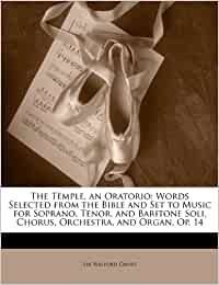 Download free The temple, an oratorio: words selected from