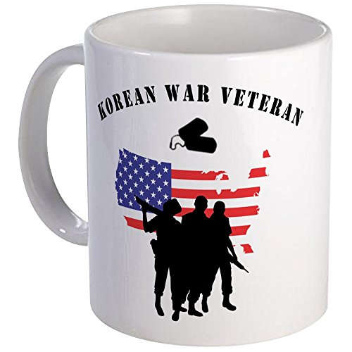 CafePress - Korean War Veteran Coffee Mug - Unique Coffee Mug, Coffee Cup