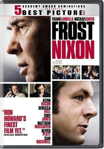 Frost/Nixon (Frost Dvd)