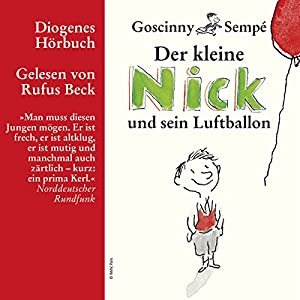 Der kleine Nick und sein Luftballon Audiobook