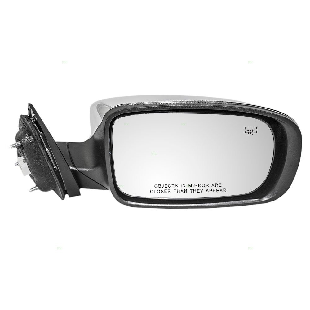 DEPO 333-5415L3EBH Chrysler 200 Driver Side Heated Power Mirror