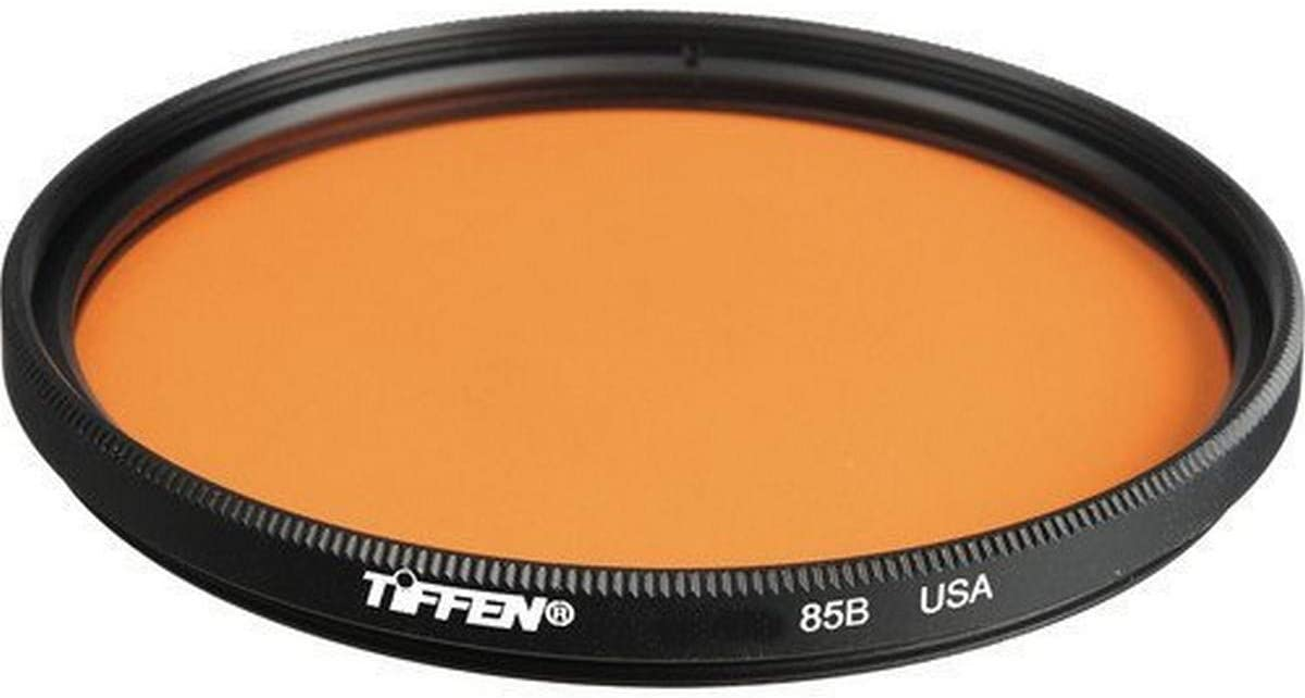 Tiffen Filter 72mm 85b Filter Kamera