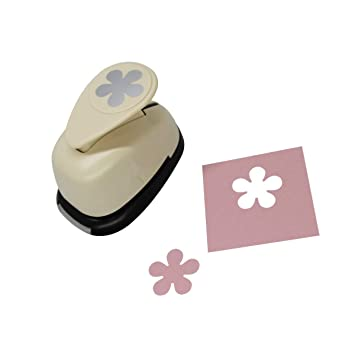 Bira 1 inch Paw Lever Action Craft Punch for Paper Crafting Scrapbooking Cards Arts
