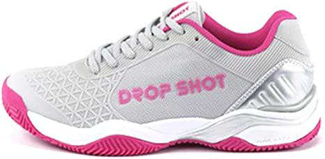 DROP SHOT Zapatilla Prisma Light Talla 37, Adultos Unisex, 0 ...