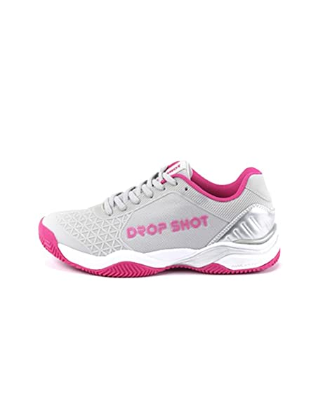 DROP SHOT Zapatillas Prisma Light: Amazon.es: Deportes y aire libre