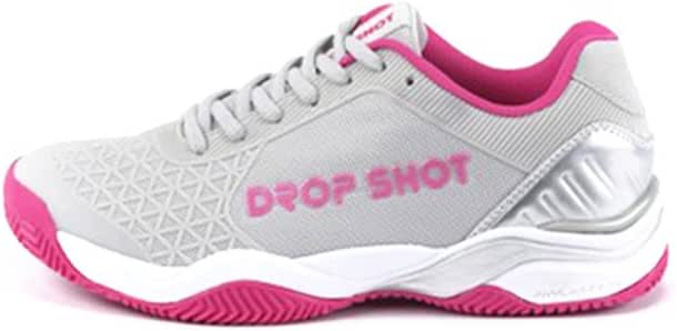 DROP SHOT Zapatilla Prisma Light Talla 38, Adultos Unisex, 0 ...