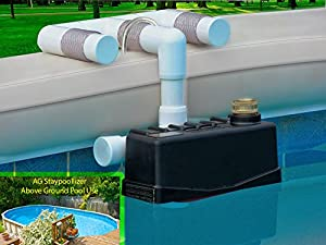 AG Staypoollizer Premium for Above Ground Pools - Automatic Water Leveler