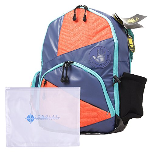 (Body Glove Shelby 2-Piece Set Backpack + 311 Bag, Blue-Multi One)