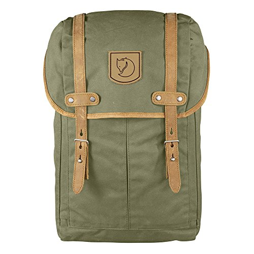 Fjallraven - Rucksack No.21 Small, Green