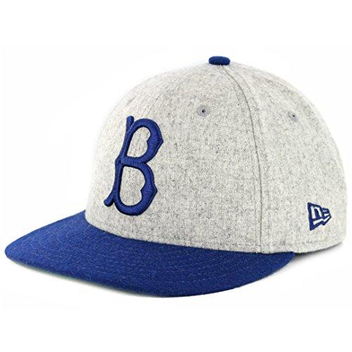 Dodgers Era New Brooklyn (Brooklyn Dodgers New Era 9FIFTY MLB Cooperstown