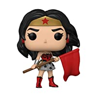 Funko Pop! Heroes: DC Comics, Wonder Woman 80th Anniversary - Red Son Wonder Woman