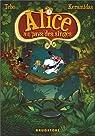 Alice au pays des singes par Tébo