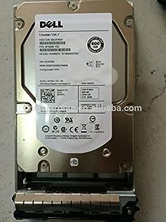 600GB 10K RPM SAS 3.5 HD WK0CR Dell Renewed