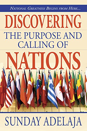 ose and calling of nations: National Greatness Starts From Here ... ()
