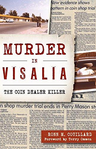 Murder in Visalia: The Coin Dealer Killer (Murder & - Ca Visalia Us