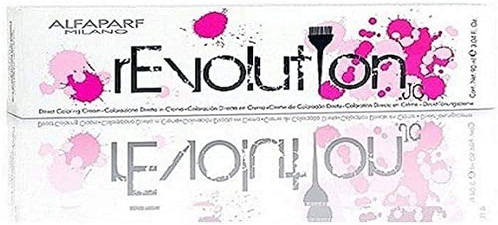 AlfaParf Revolution Pink Tinte permanente - 90 ml, 400 gr
