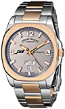 Armand Nicolet Men's 8650A-GS-M8650 J09 Classic Automatic Two-Toned...