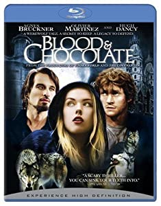 Cover Image for 'Blood & Chocolate'