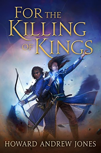 For the Killing of Kings (The Ring-Sworn Trilogy Book 1)