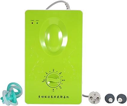 Purificador de aire y agua de ozono multifunción, 400 mg/h ...