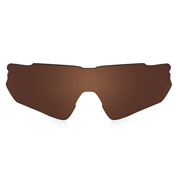 f741d6465cf Revant Polarized Replacement Lens for Oakley Radar EV Path Elite Dark  Brown  Amazon.co.uk  Clothing