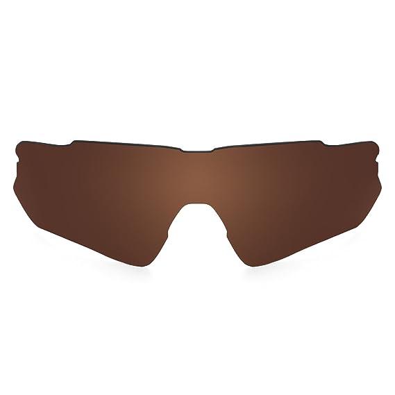 ca98144025670 Revant Polarized Replacement Lens for Oakley Radar EV Path Elite Dark  Brown  Amazon.co.uk  Clothing