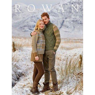 (Rowan Magazine 56)